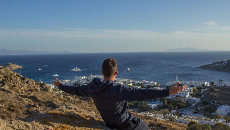 Mykonos, una settimana e 400 foto dopo