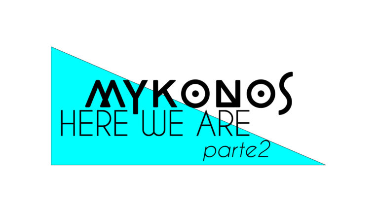 Una settimana a Mykonos, parte 2
